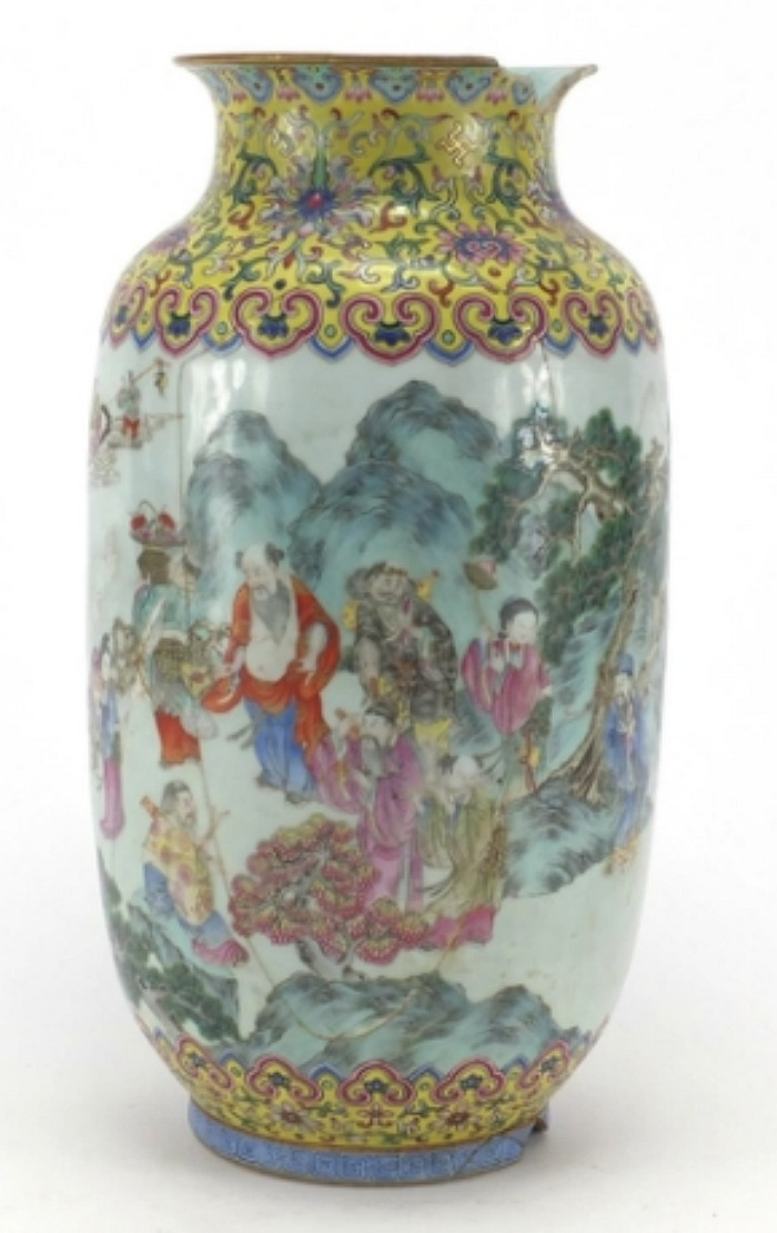 Grans Shock As Charity Shop Vase Hidden For 11 Years Sells For