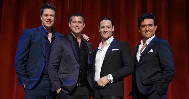 Nationality of il divo