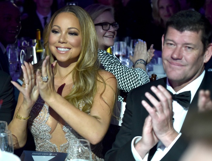 Mariah Carey hocks $13m engagement ring from James Packer