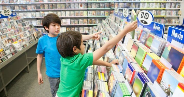 The End Of An Era Kmart Axes DVDs And CDs From Shelves