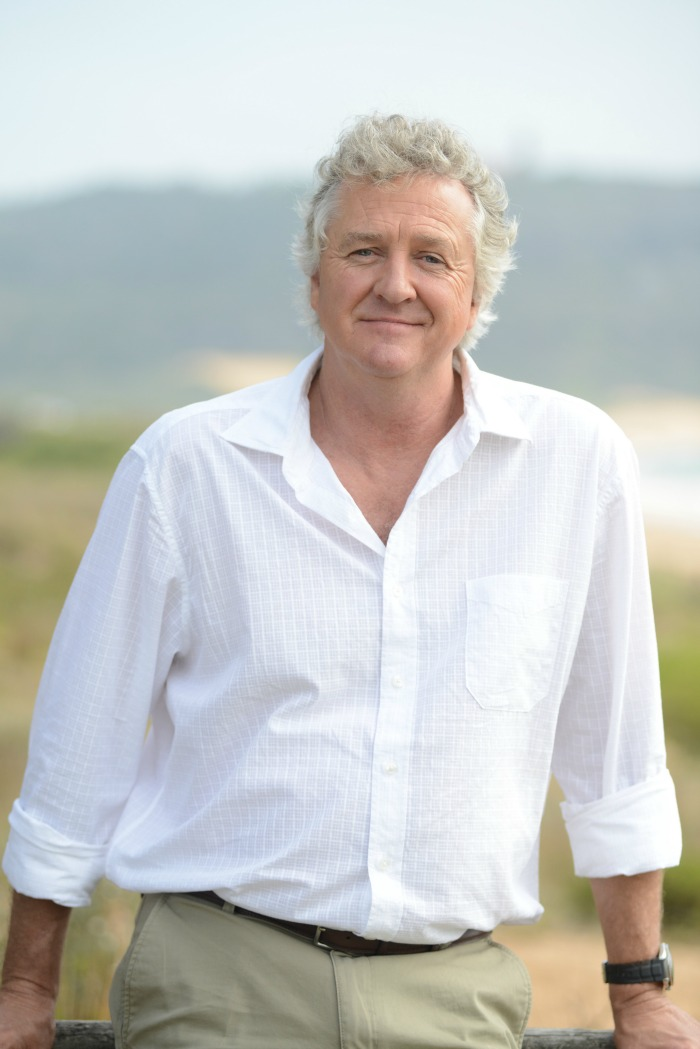 Shane Withington played Brendan on 'A Country Practice'. Source: Channel 7.