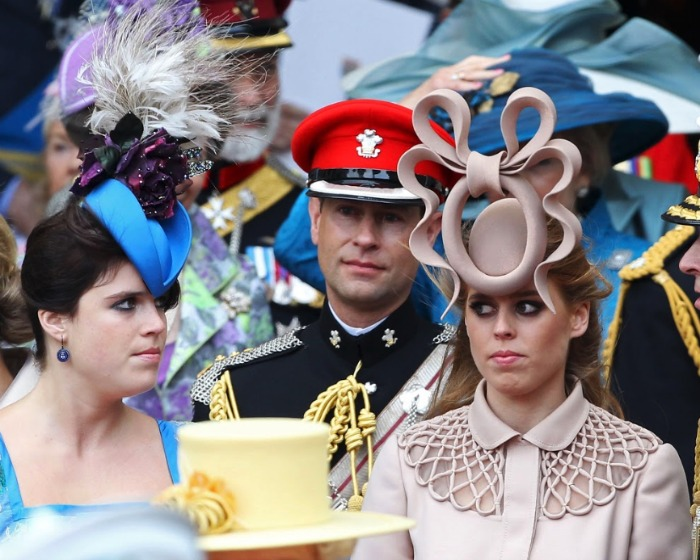 Princess Eugenie and Princess Beatrice rare Vogue interview keeping it real