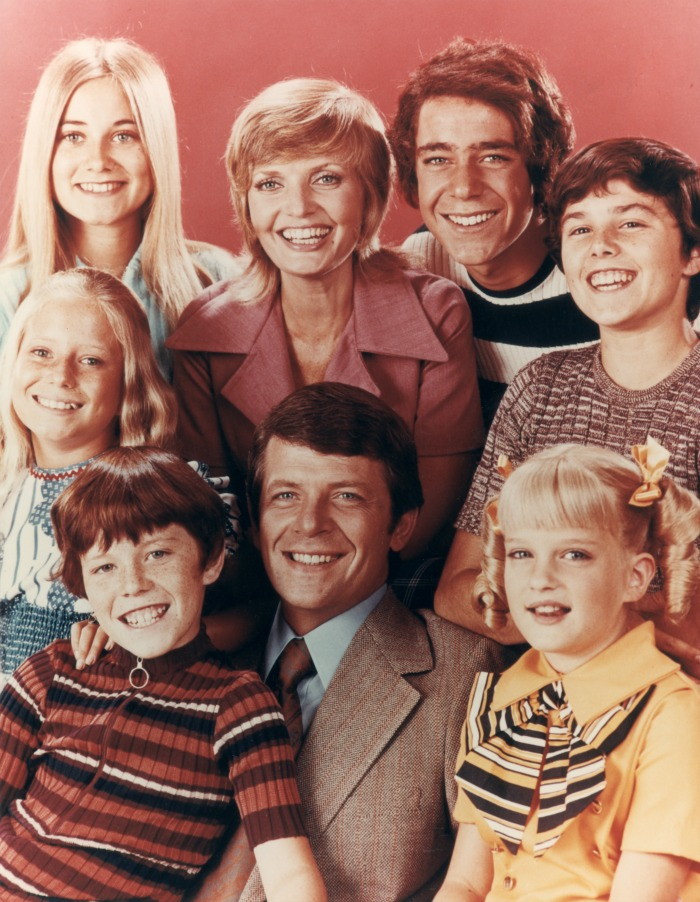The Brady Bunch original cast