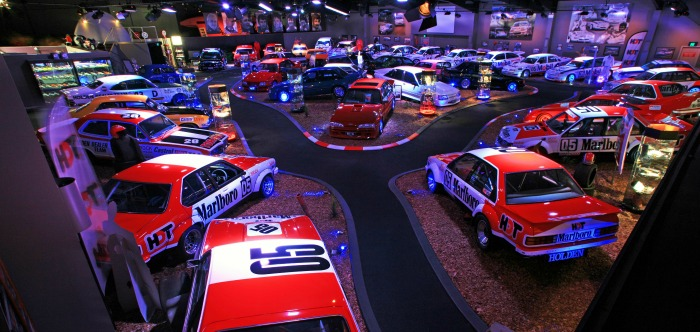 A collection of 30 cars will be going to auction together. Source: Lloyds Auctions.
