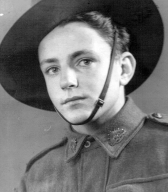 Sigrid Thornton's father served in the second World War. Source: ABC/Anh's Brush With Fame.