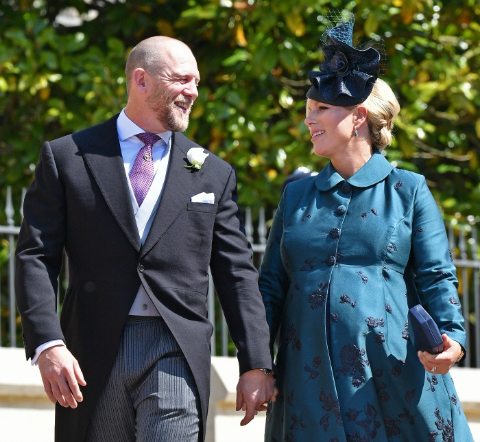 Zara and Mike Tindall now have two children. Source: Getty.
