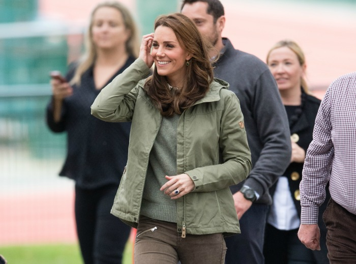 Kate Middleton steps out in decade-old boots