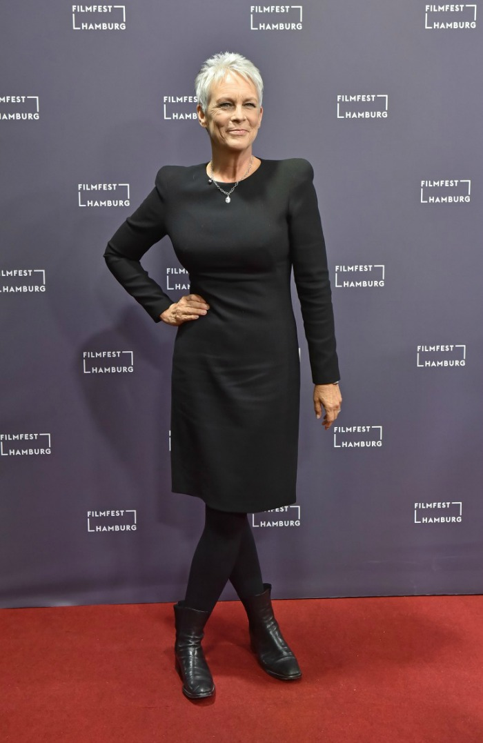 Jamie Lee Curtis rocked another unique red carpet look earlier this month.