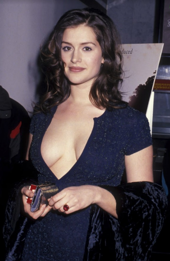 Tziporah Malkah, 44, was formerly known Kate Fischer as a model. Source: Getty.