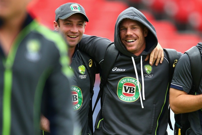 David Warner walk-off after hurtful sledge by Phil Hughes brother