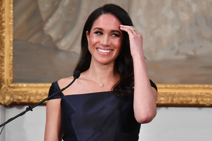 On her first night in New Zealand, Meghan delivered a powerful speech about feminism and equality.
