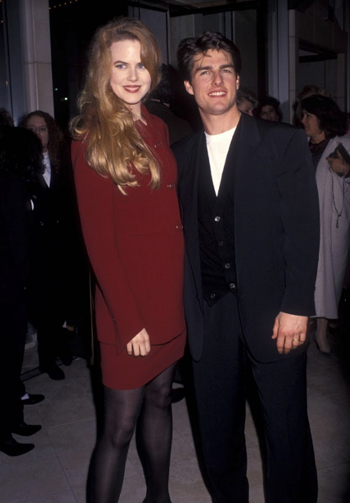 Nicole Kidman was previously married to Tom Cruise. Source: Getty.