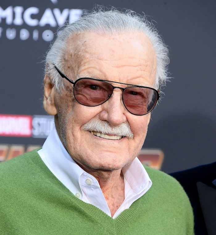 Stan Lee will be remembered for his comic legacy. Source: Getty.
