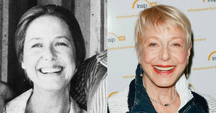 Karen Grassle played mum Caroline on the series. Source: Getty.