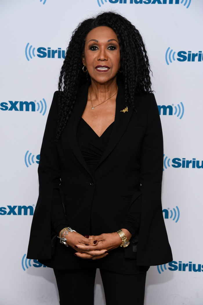 Ruth Pointer is still performing with a new line-up of the group. Source: Getty.