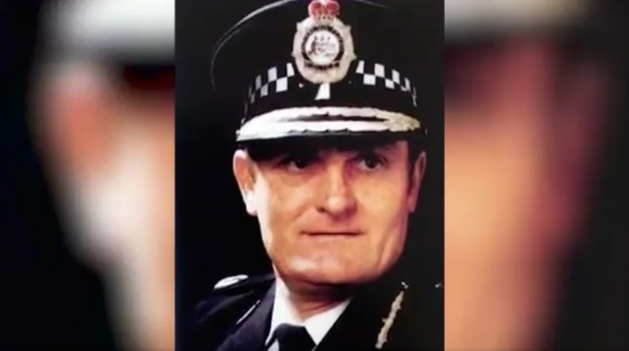 Australian Federal Police assistant commissioner Colin Winchester was killed. Source: Twitter/9 News Canberra.