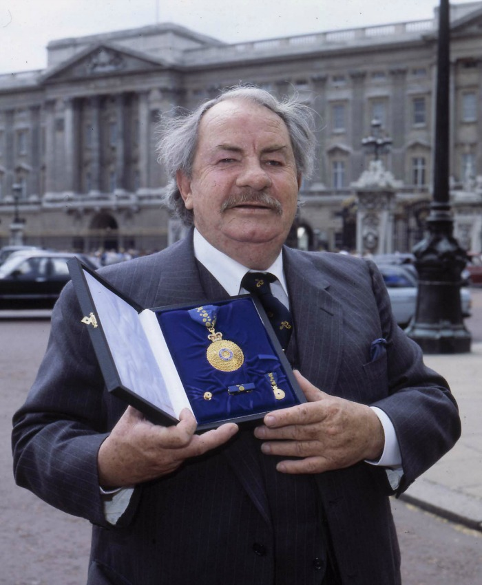Leo McKern enjoyed huge success in Australia and around the world. Source: Getty.