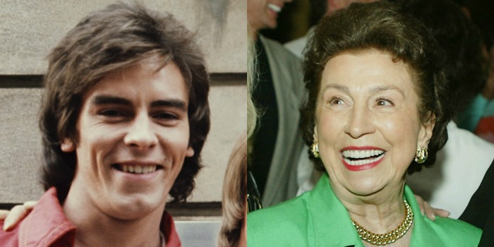 Bay City Rollers' Alan Longmuir and Nancy Sinatra Sr both died in July. Source: Getty.