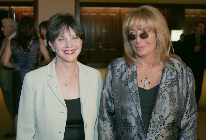 Film director and TV star Penny Marshall dies aged 75