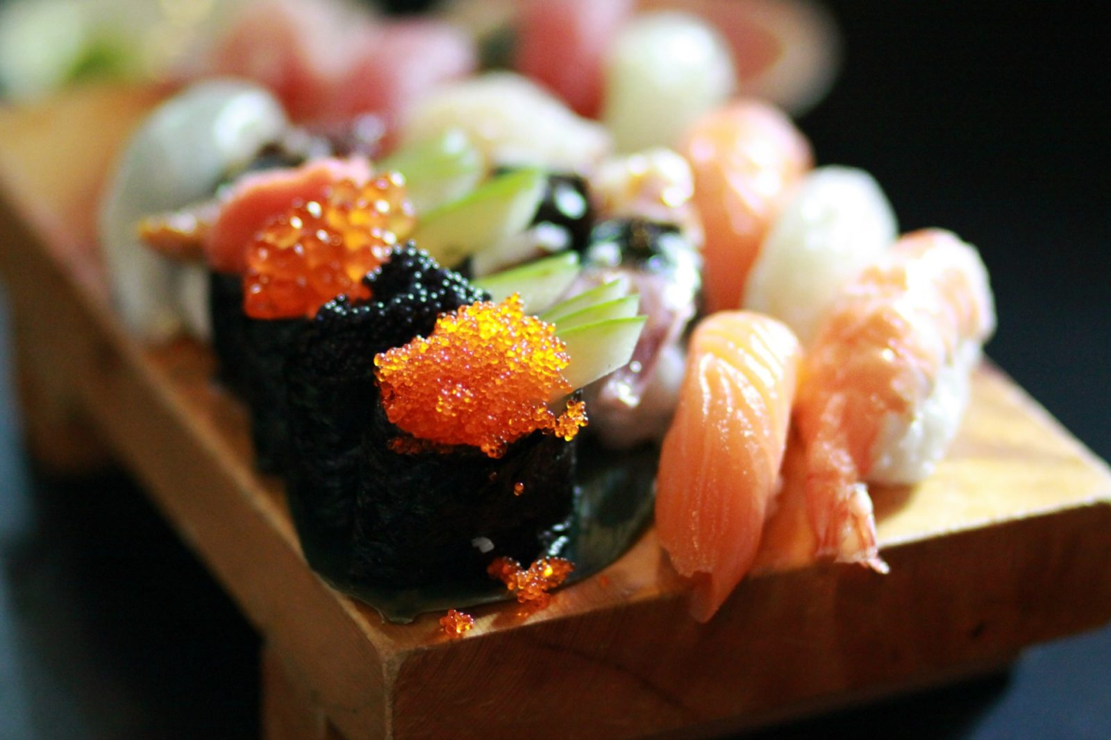 Japanese-inspired dishes will be popping up everywhere in 2019. Source: Getty