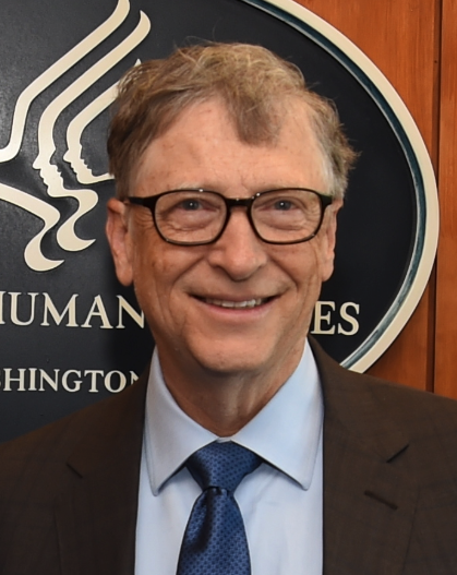 Bill Gates will leave much of his estate to charity.