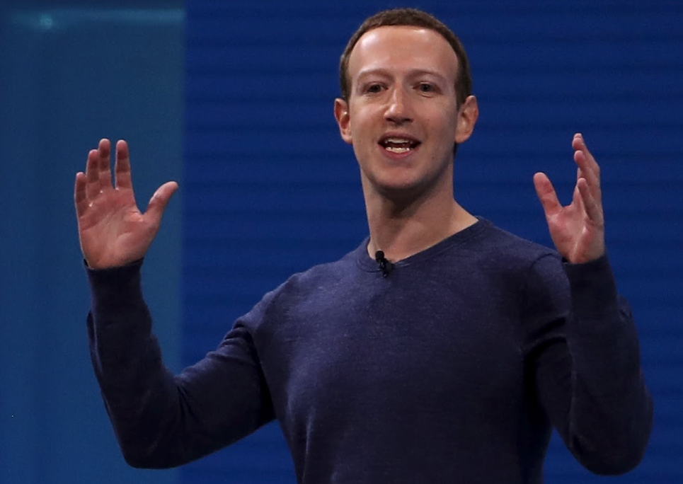 Mark Zuckerberg won't pass on all of his Facebook riches. Source: Getty.