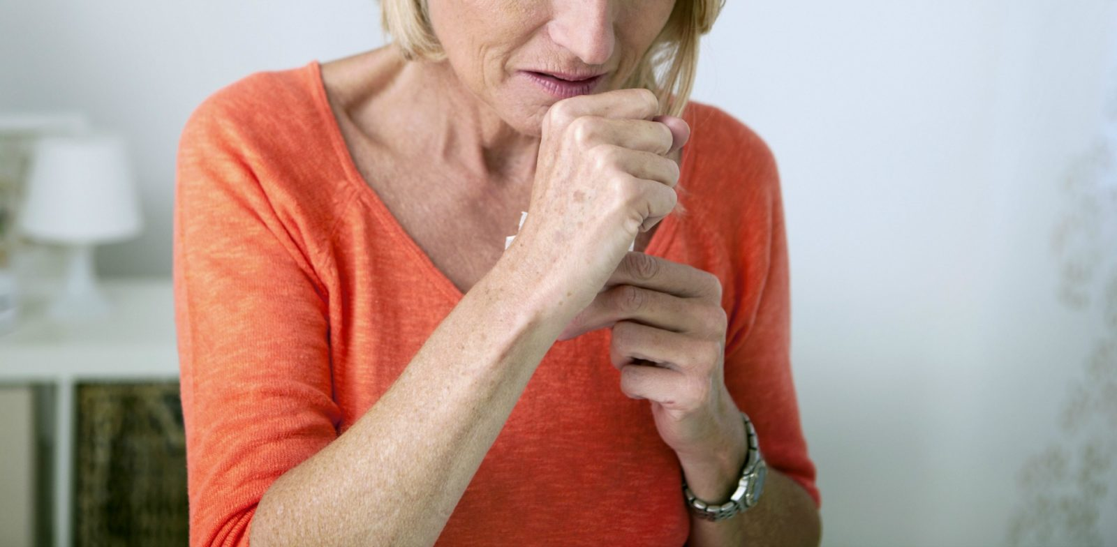 If a cough lasts for more than two weeks, it's time to talk to a health professional.