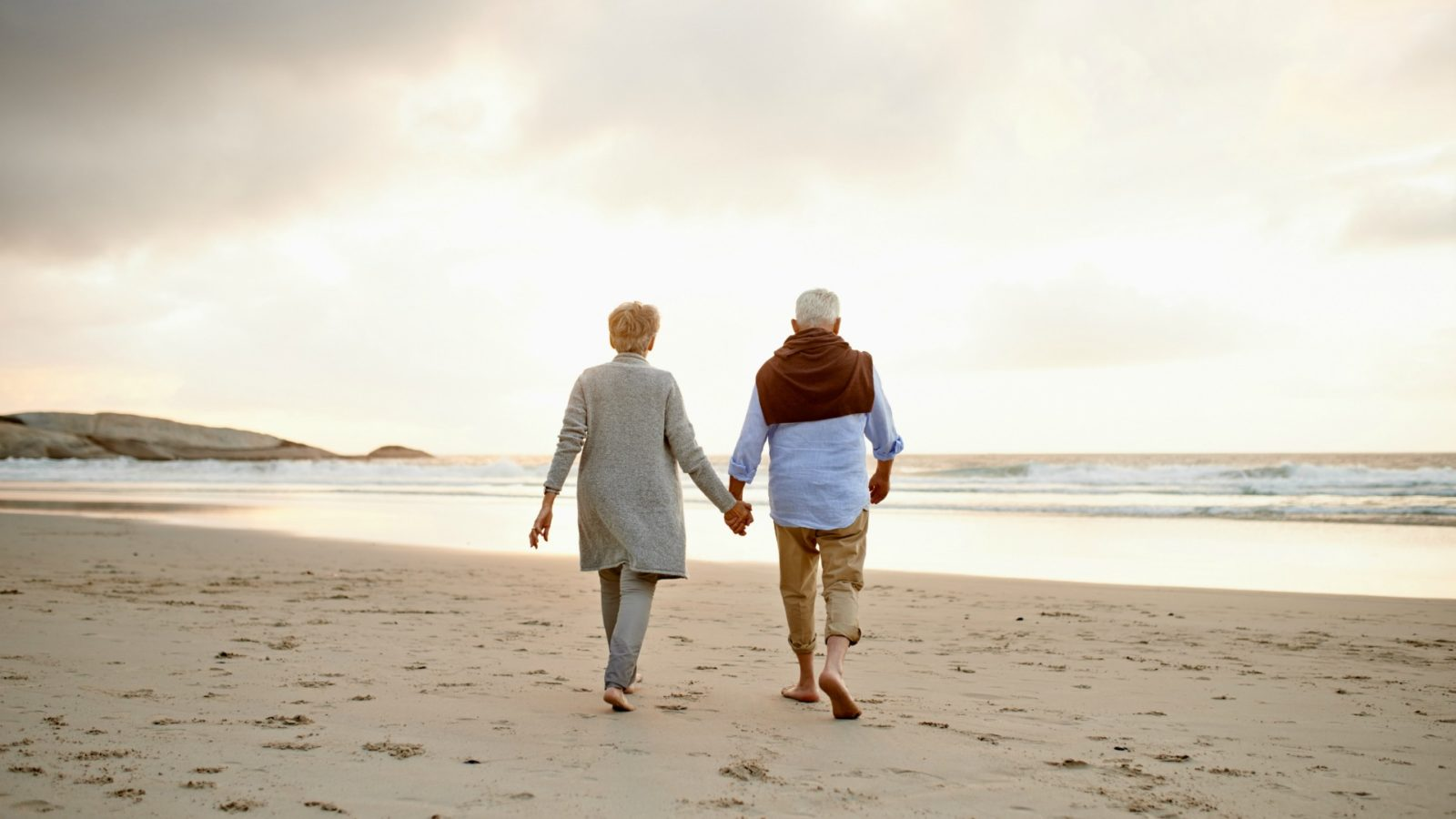 A brisk walk is another easy way Boomers can boost their health.
