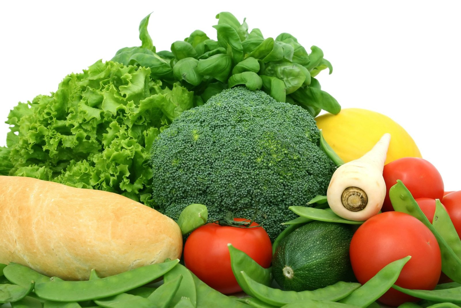 Health experts say increasing vegetable and fibre intake can improve gut health.