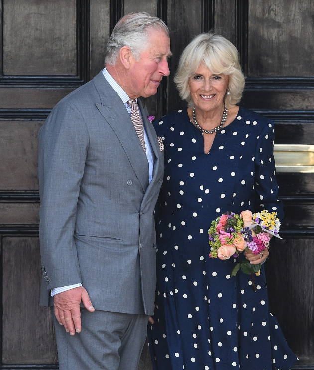 Prince Charles and Camilla left a lasting impression. Source: Getty.