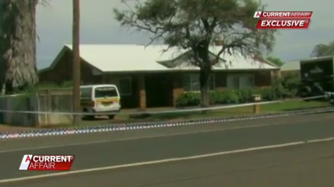 The loving couple were killed in their own home. Source: Channel 9/A Current Affair.