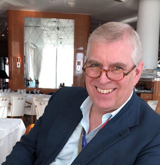 Princess Eugenie shared a candid snap of her father Prince Andrew on his birthday.