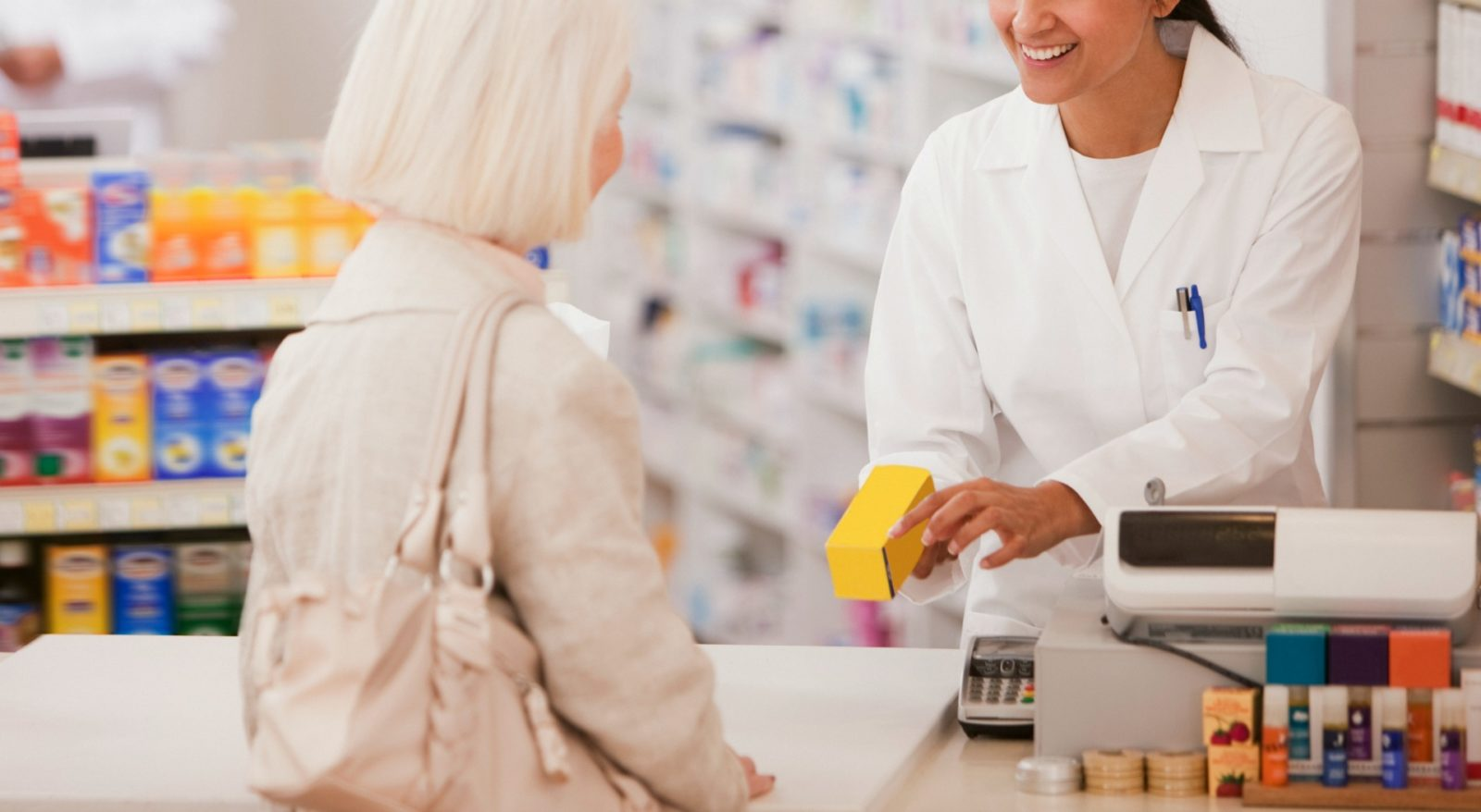 It's important to talk to a health professional before taking any new supplements.