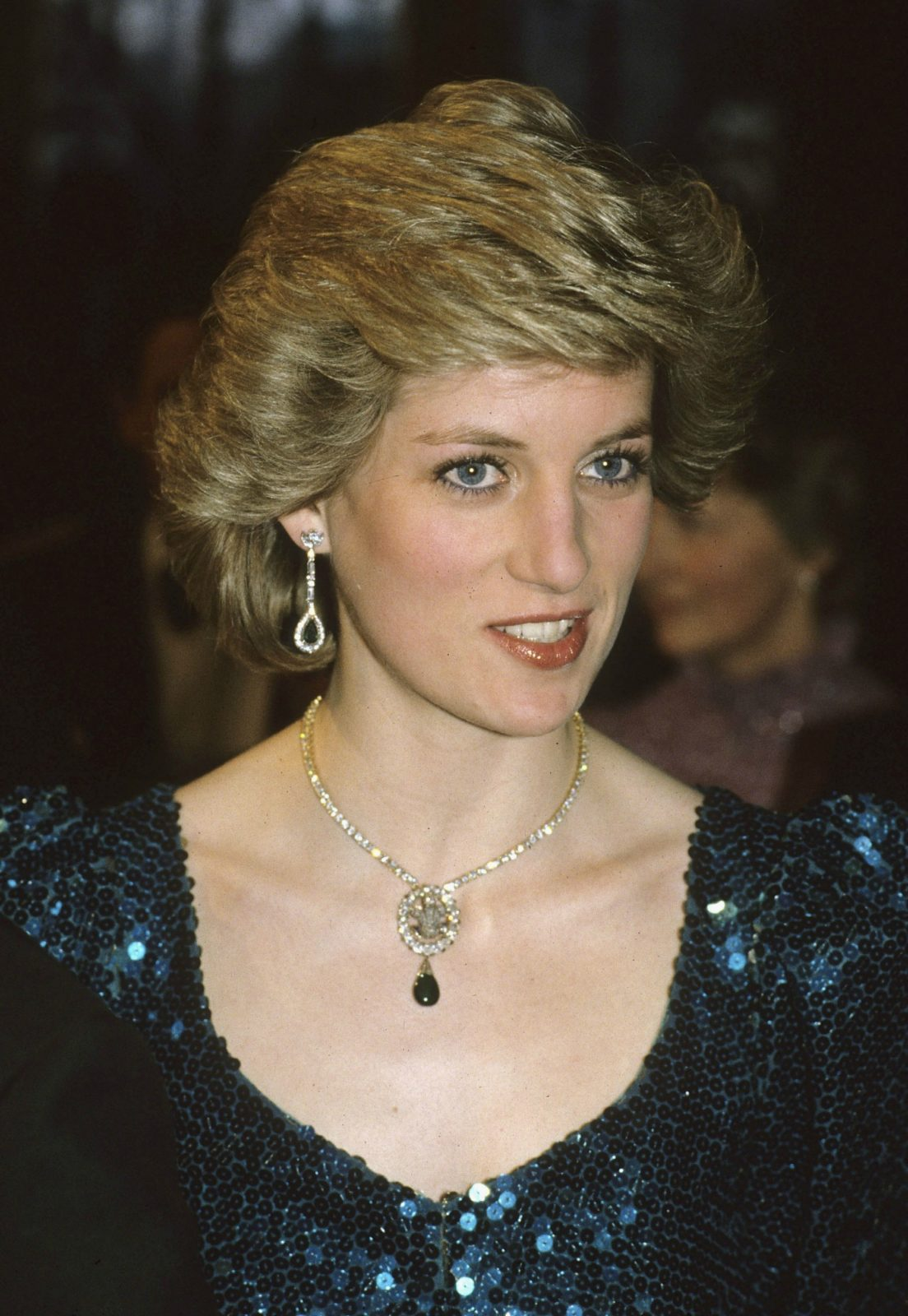 Princess Diana during a state visit to Vienna, Austria in 1986. Source: Getty