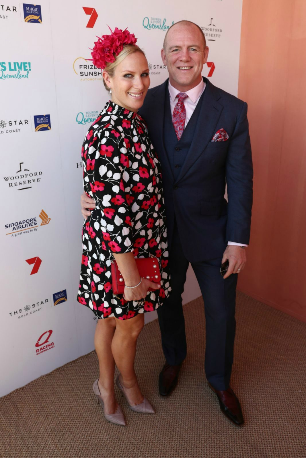 The Tindalls wowed audiences in Australia earlier this year.
