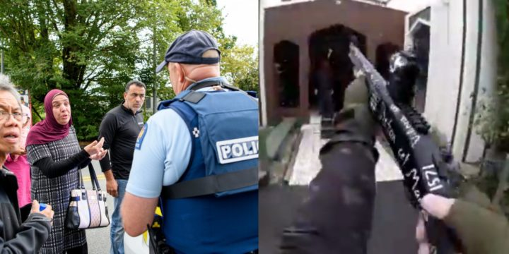 Christ Church Shooting Photo: At Least 40 Dead In Christchurch Shooting: Three Men, One