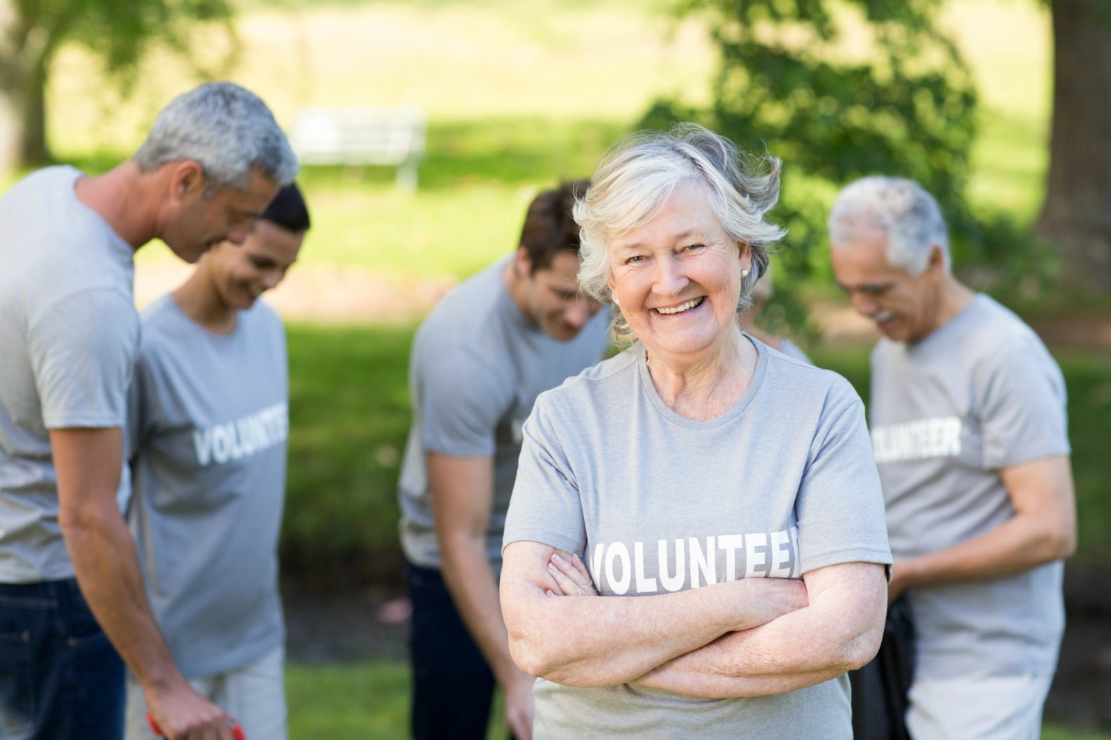Volunteering is a great way to use skills in retirement that you did in your working life.