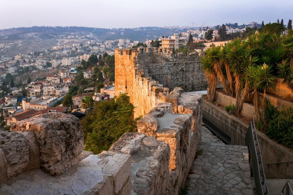 Old City of Jerusalem. Source: Getty