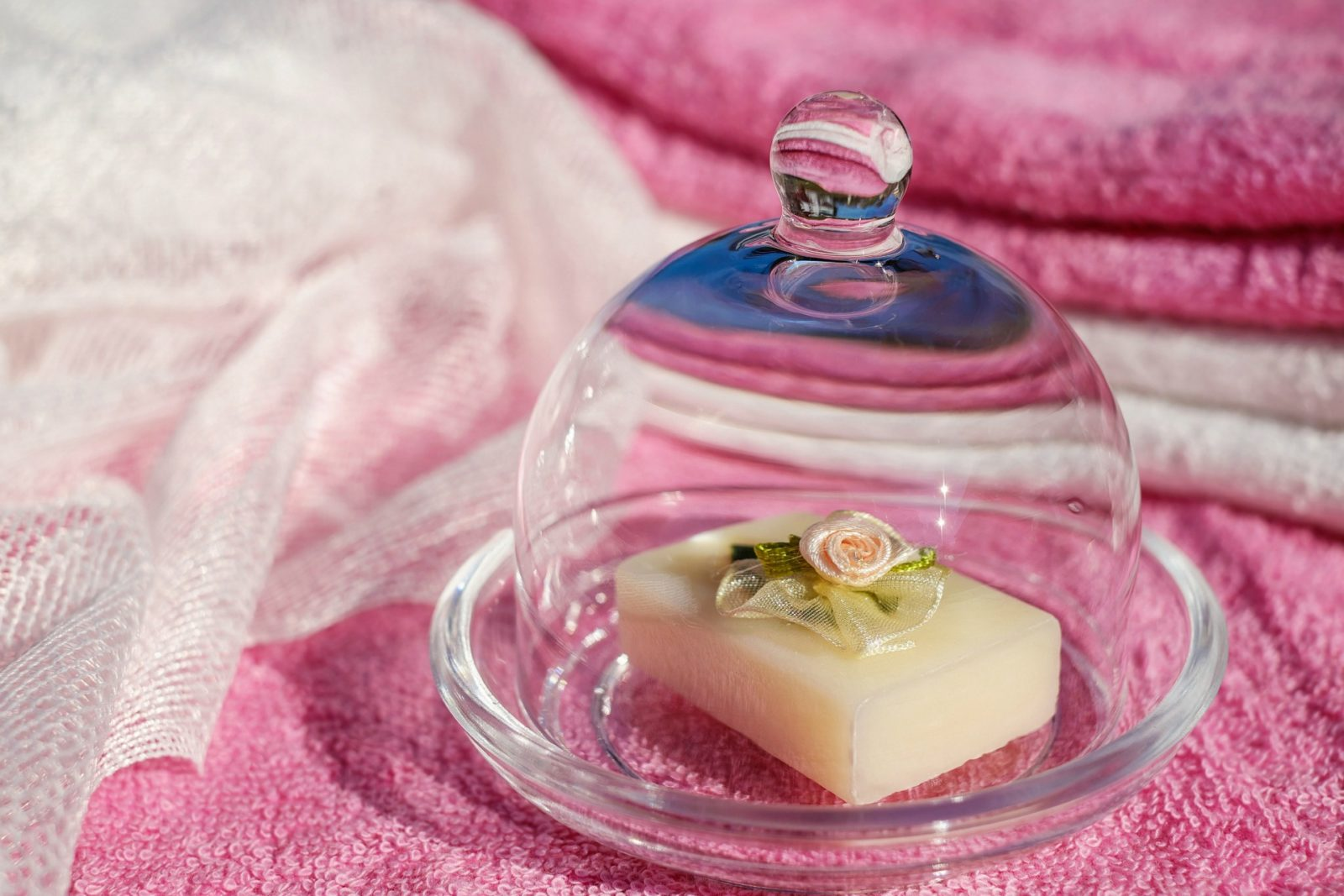 Soap is not recommended for the face or body.