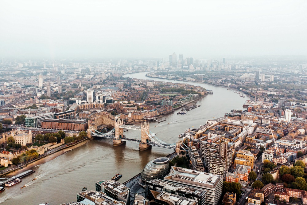 London is the place to be in 2019. Source: Getty