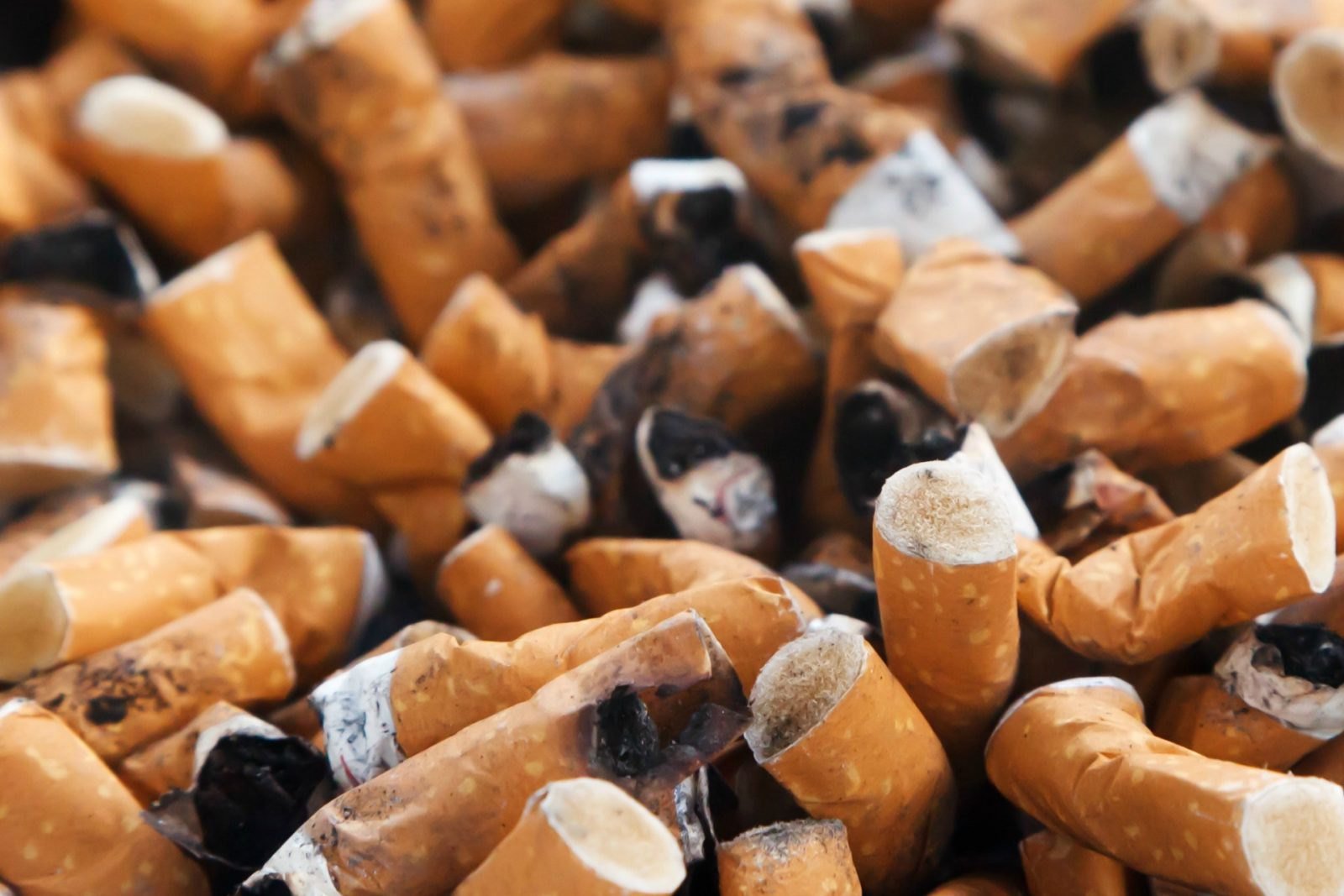 Smoking can increase the risk of gum disease.