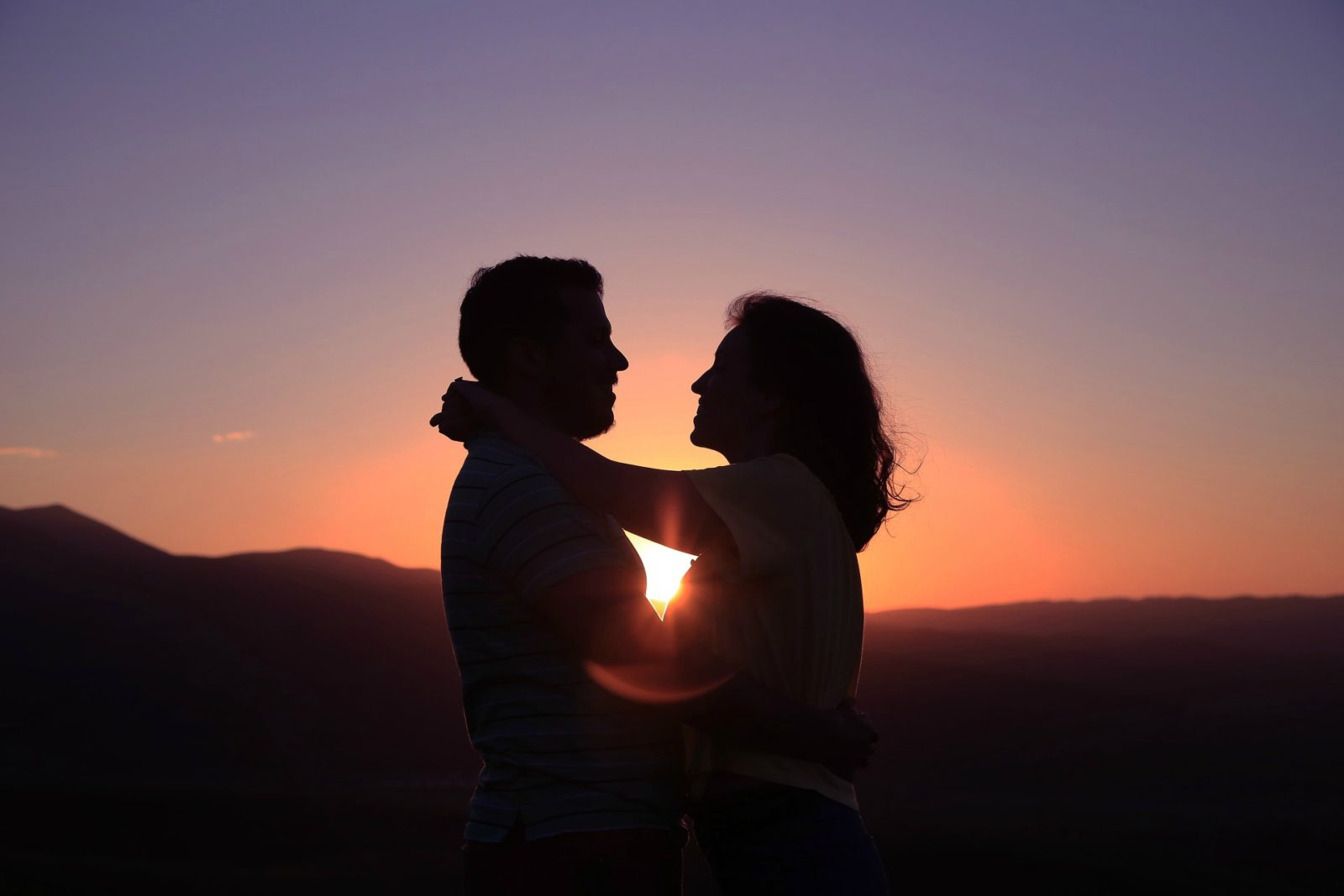 Simple things such as cuddling or kissing can do wonders for intimacy.