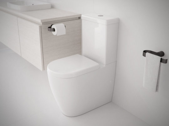 Thinking taller when it comes to toilets could save you trouble in the future.