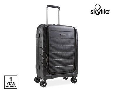 Skylite carry-on suitcase. Source: Aldi