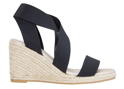 The Alamo Elastic Sandal: when you're feeling cruisy but want to be dressy.