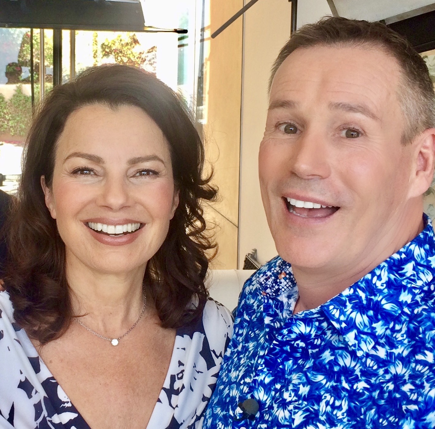 Craig Bennett was inspired to speak out after his famous interview with Fran Drescher. Source: Craig Bennett (supplied).