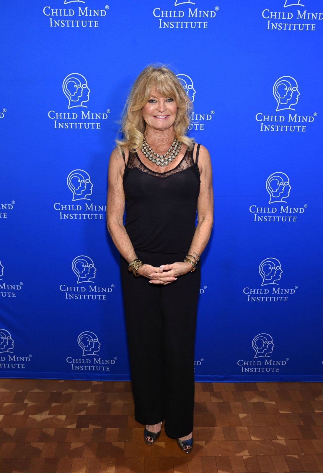 Goldie Hawn stunned in a stylish outfit when she attended the Child Mind Institute's 2019 Change Maker Awards earlier this week.