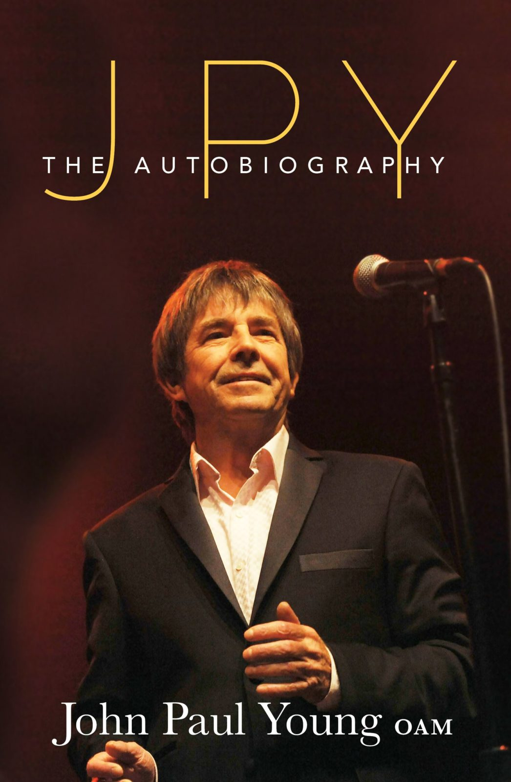 John Paul Young's book is out now. Source: Supplied.
