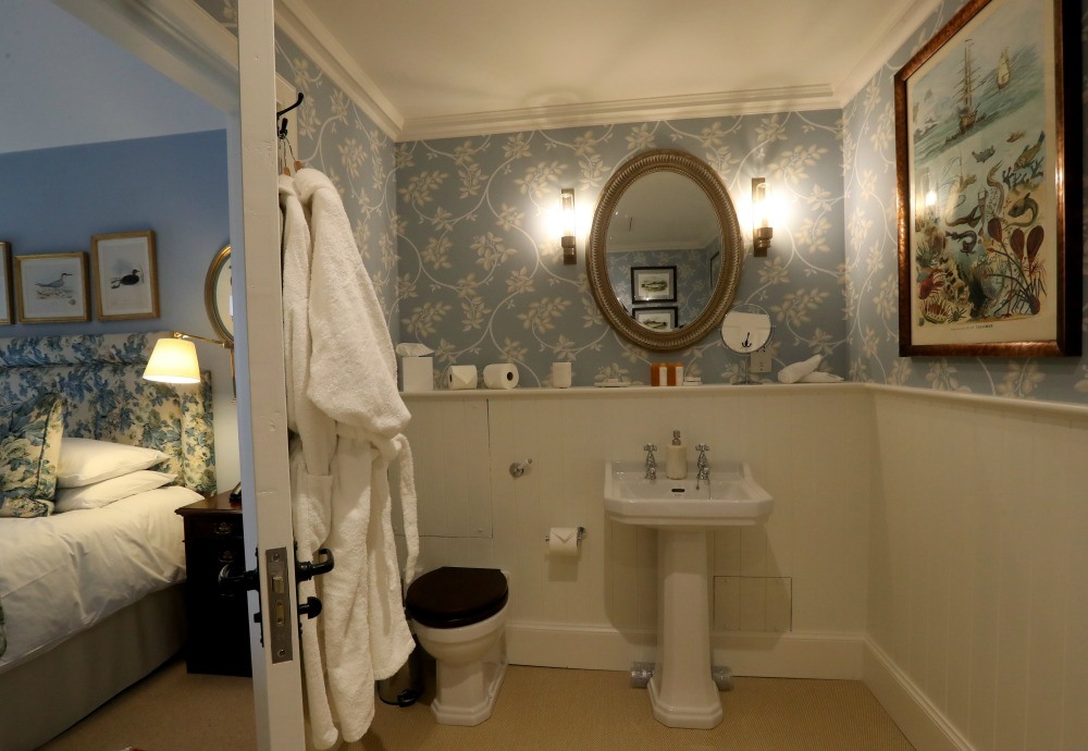 A general view of a bathroom at the Granary Lodge. Source: Getty