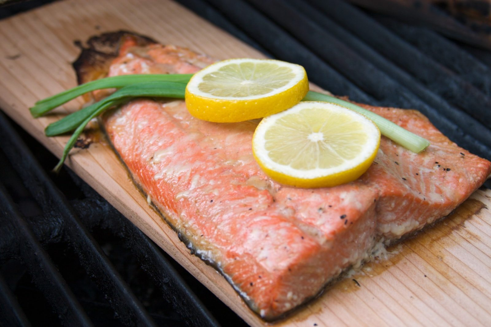 Alaska is known for their delicious wild salmon. Source: Getty